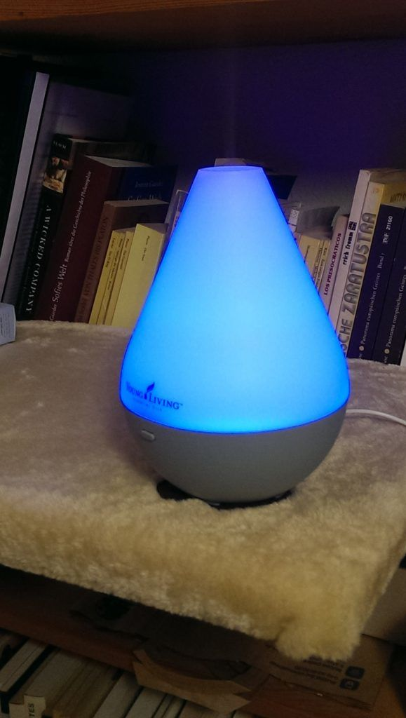 Dewdrop Diffuser im Regal