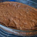 Brownies - noch frisch aus dem Ofen