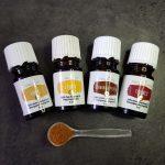 Ätherische Plus-Öle für mexikanische Rinderhackbällchen: Zitrone+, Kreuzkümmel+, Schwarzer Pfeffer+ und Thieves+