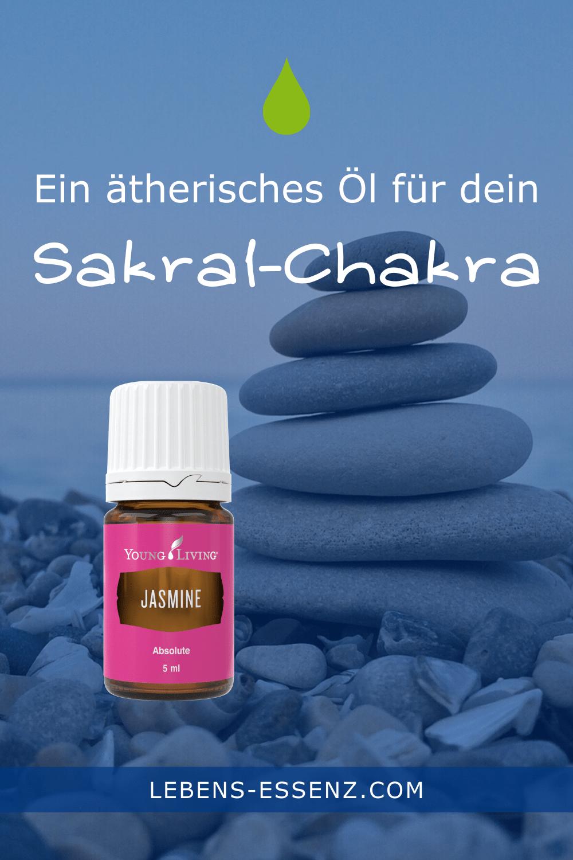Ein ätherisches Öl bzw. Absolue für dein Sakral-Chakra: Jasmin